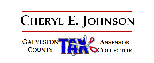 re-elect Cheryl Johnson for Galveston County Tax Assessor Collector